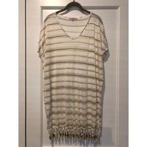Calypso St Barth cover up/dress small